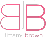 Tiffany Brown Design Logo